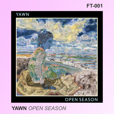 YAWN - OPEN SEASON (VINYL)