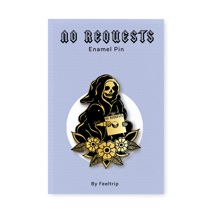 No Requests Merch