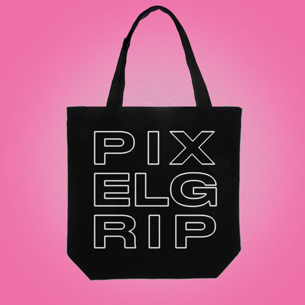 Pixel Grip LP + Tote Bundle