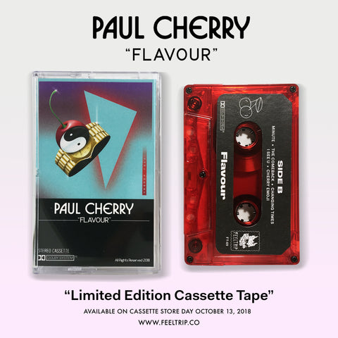 "Paul Cherry- ""Flavour"" (FT-69) Cassette"