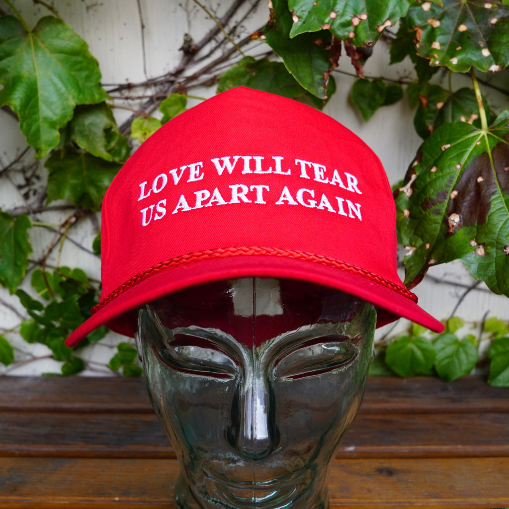 Love Will Tear This Hat Apart