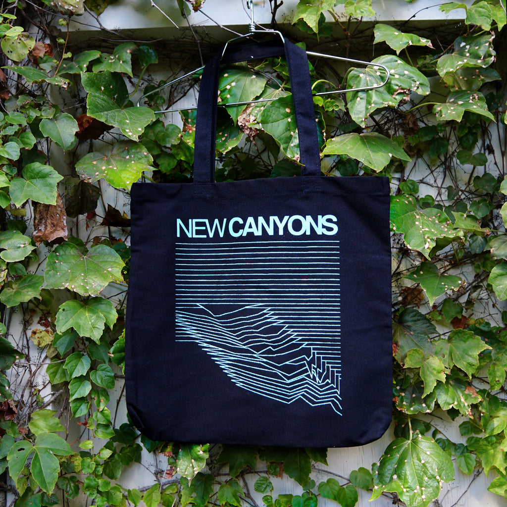 "New Canyons ""Everyone Is Dark"" Tote"