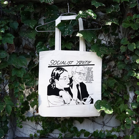 Socialist Youth Tote Bag