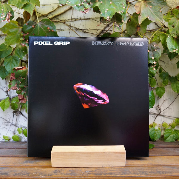 Pixel Grip Natural Vinyl LP + Thong Bundle
