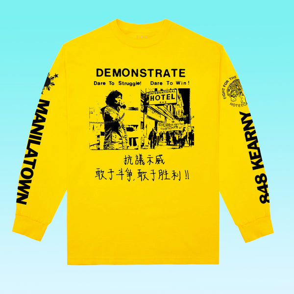 Remember Manilatown Longsleeve T-shirt