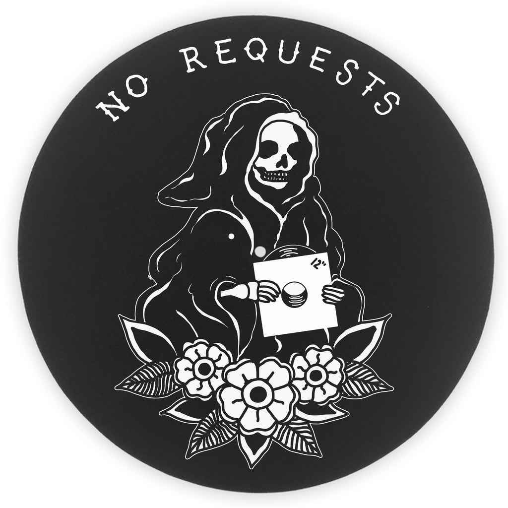 """No Requests"" Slipmat"