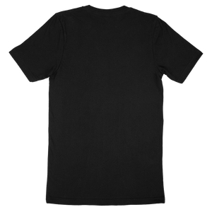 Black Santa Shadow T-Shirt