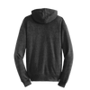 Black Santa Eco Fleece Hoodie
