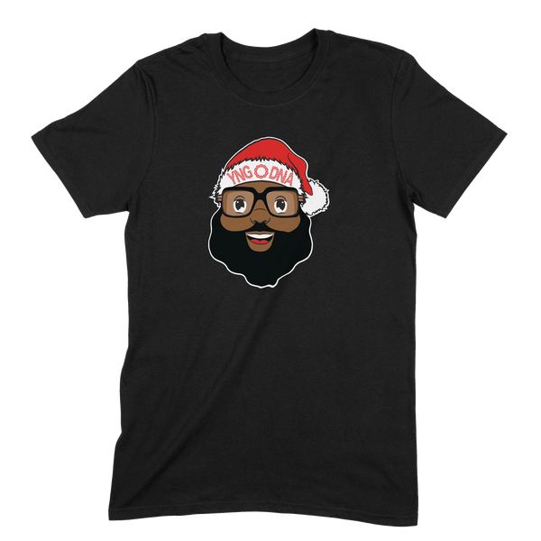 Black Santa X YNG DNA - Signature Tee Shirt