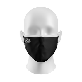The Black Santa Company Face Mask