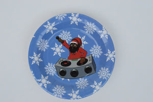 DJ BLACK SANTA PICNIC TABLE SET - The Black Santa Company