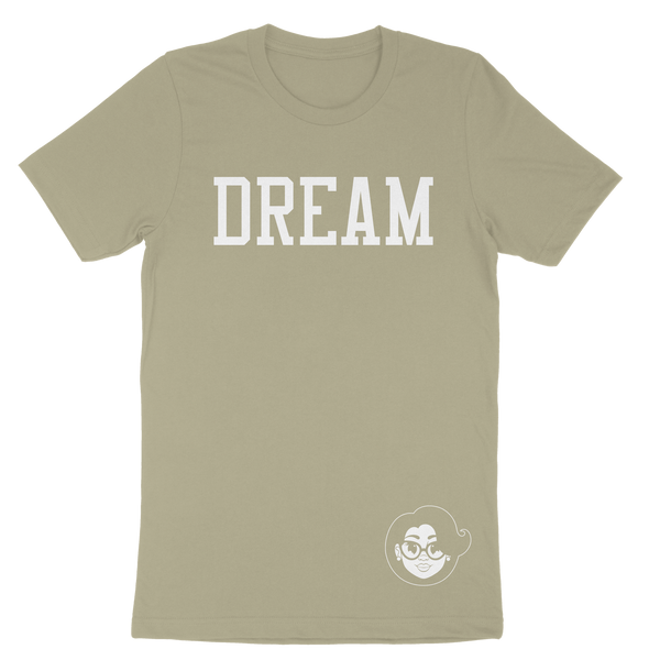 Signature Dream Queen Men's Tee - Cream