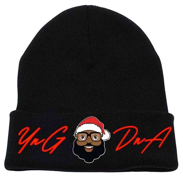 Beanie - The Black Santa Company