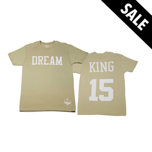 Signature Dream King Tee - Cream