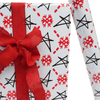 Stars and Flakes Wrapping Paper