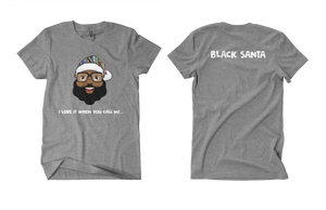 Black Santa Love It Tee - The Black Santa Company
