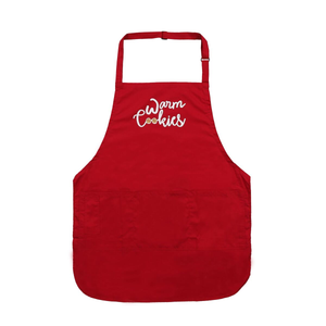 Warm Cookies Apron - The Black Santa Company