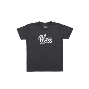 Bless Someone Kid's Tee - The Black Santa Company
