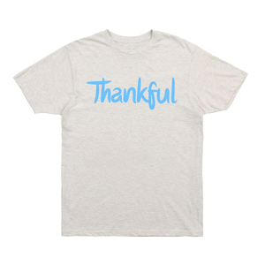 Thankful Men's Tee - The Black Santa Company
