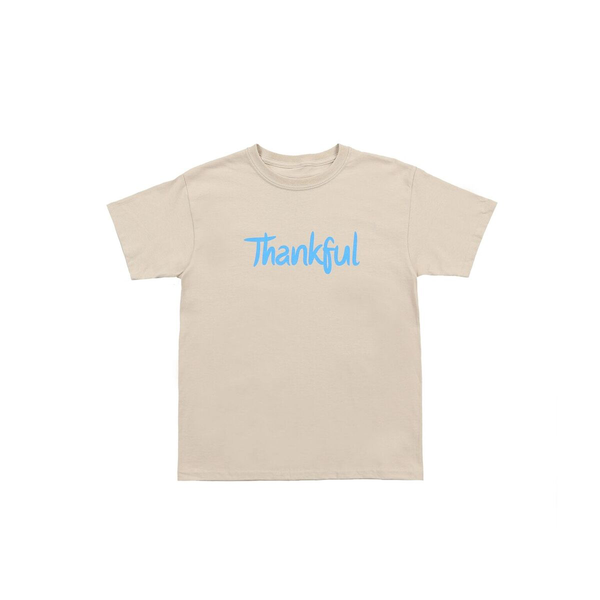 Thankful Kid's Tee - The Black Santa Company
