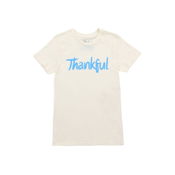 Thankful Women's Tee - The Black Santa Company