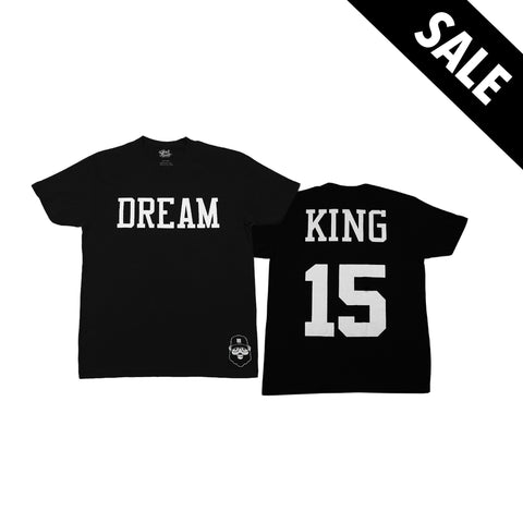 Signature Dream King Tee - Black
