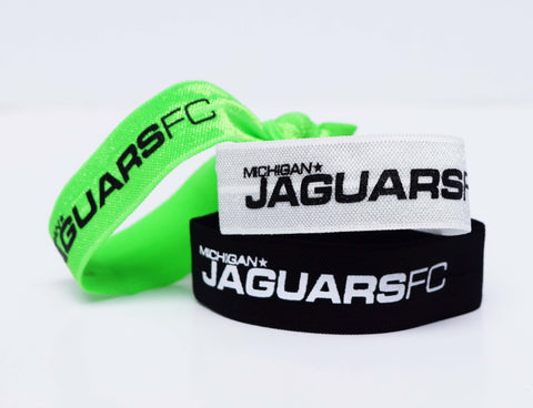 MI Jaguars FC Creaseless Hair Ties