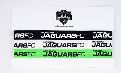 MI Jaguars FC Creaseless Headbands