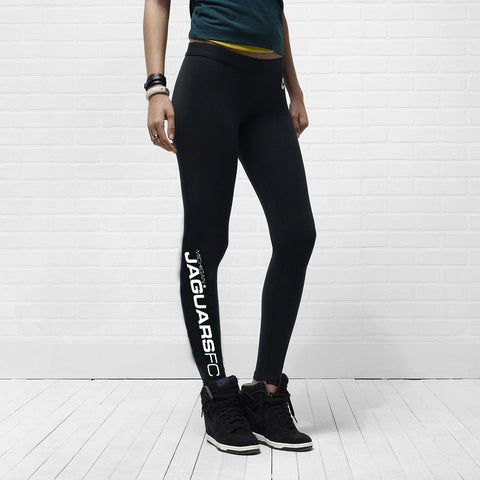 Michigan Jaguars FC All Sport Ladies Full Length Legging