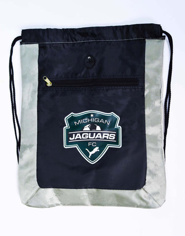 MI Jaguars FC Sports drawstring Backpack