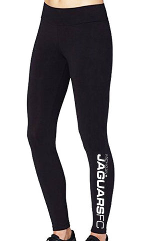 Michigan Jaguars FC Ladies Cotton/ Spandex Legging