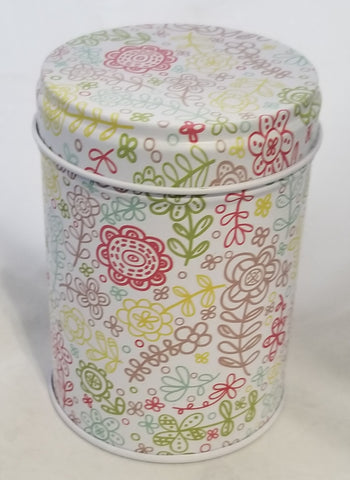 Decorative Tea Tins 3 oz.