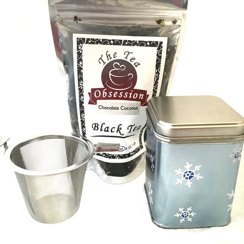 Holiday Tea Time Gift Set