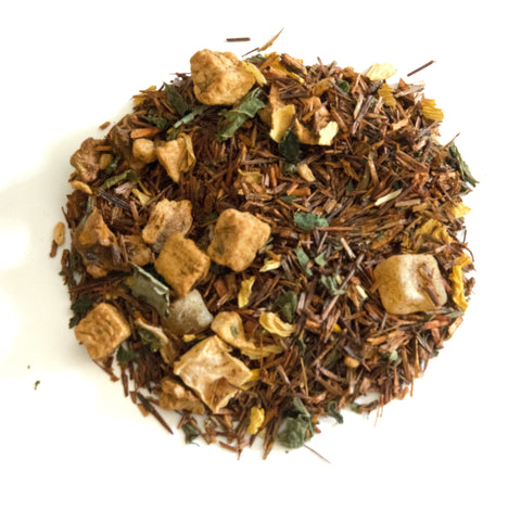 Pumpkin Cream Rooibos Tea
