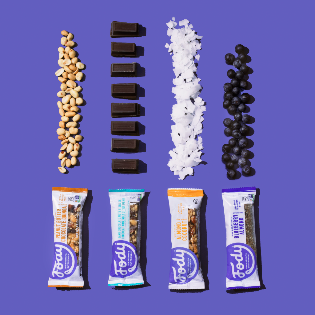 Low FODMAP Snack Bars <br><b><big>Build Your Own Snack Pack! </b></big><br>Lactose & Gluten Free <br><small>Bundle & Save</small>