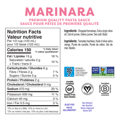 Low FODMAP <br><b><big>Marinara Pasta Sauce </big></b><br><small>No Onion, No Garlic & Gluten-Free!</small>