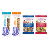 <b><big> Low FODMAP Snacks Pack </big></b><br> The Sampler Pack <br><small> 2 Low FODMAP Bars + 2 Low FODMAP Trail Mix Packs </small>