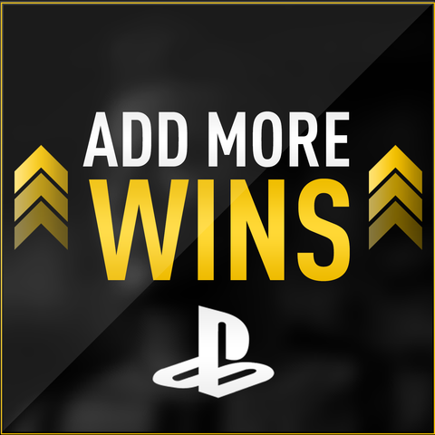 Playstation 4 - Add More Wins To Your Record