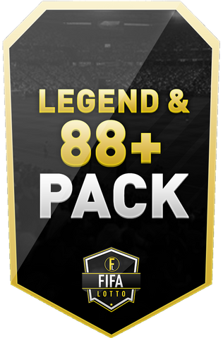 Xbox One Legend and 88+ Pack
