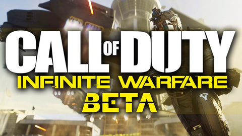 Call Of Duty Infinite Warfare Beta - PS4