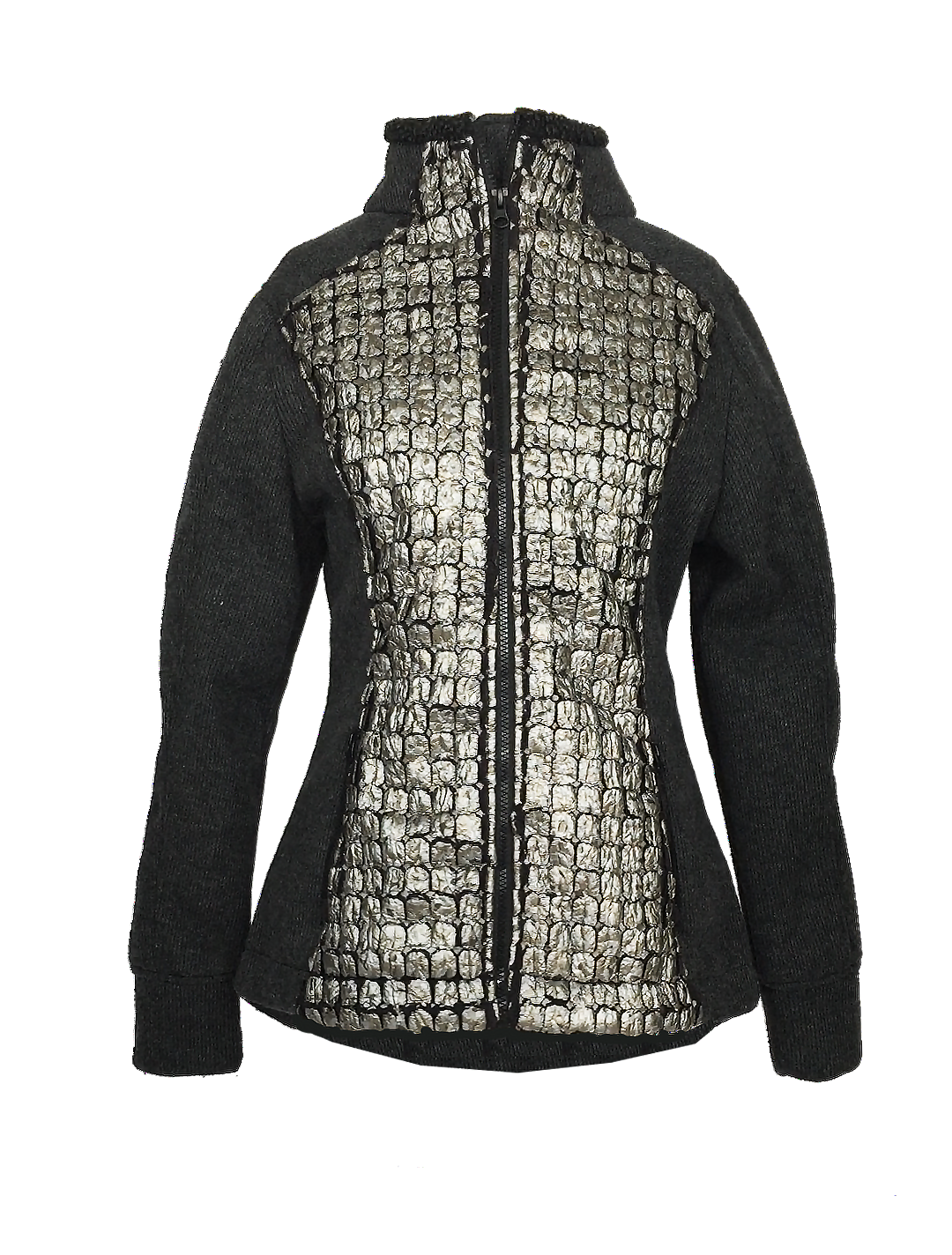 Womens Window Hybrid Jacket