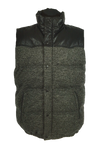 MENS SWEATER DOWN VEST