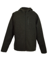 ASHORE MENS HOODY WIND AND RAIN PROOF SWEATER SOFTSHELL JACKET