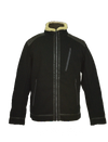 ASHORE MENS BLACK WIND/RAIN PROOF SWEATER DRIVERS JACKET