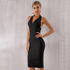 ASHORESHOP 2019 New Summer Women Sexy Bodycon Bandage Dress