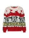 3D Wool Trendy Loose Fit Disney Loose Pull Over Fun Sweaters