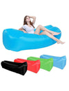 ASHORESHOP Air Inflatable Bag Bed Adult Beach Lounge Chair Fast Folding