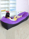 Beach Bed Inflatable Air Sofa Bed Sleeping Bag Lazy Beach Bags