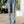 ASHORESHOP 2020 Spring Trendy Ripped Flare Denim Stretch Jeans  with  Two front pockets