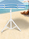 ASHORESHOP Triangular Iron Folding Sun Umbrella Stand Support Base for Beach Garden Camping Fishing